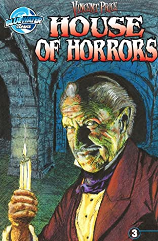 Vincent Price House of Horrors #3 (of 4)
