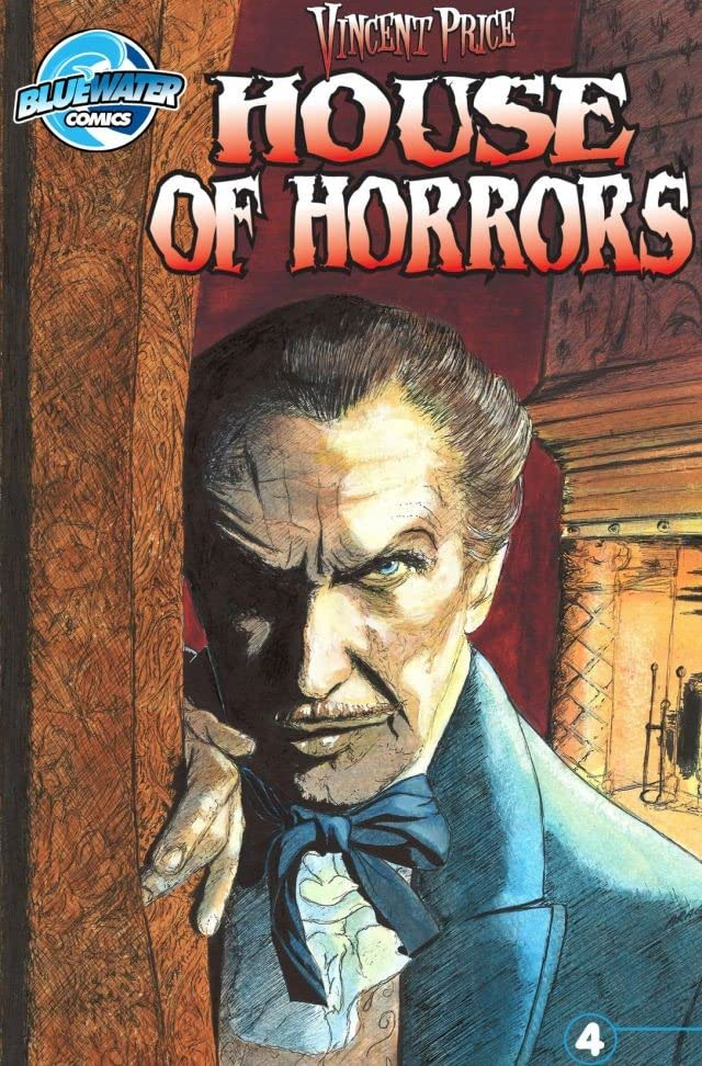 Vincent Price House of Horrors #4 (of 4)