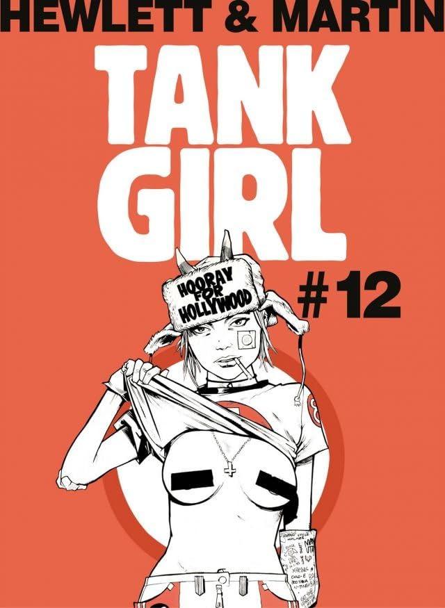 Tank Girl Classic #12