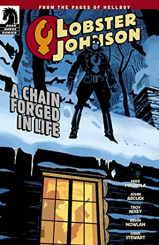 Lobster Johnson: A Chain Forged in Life No.1