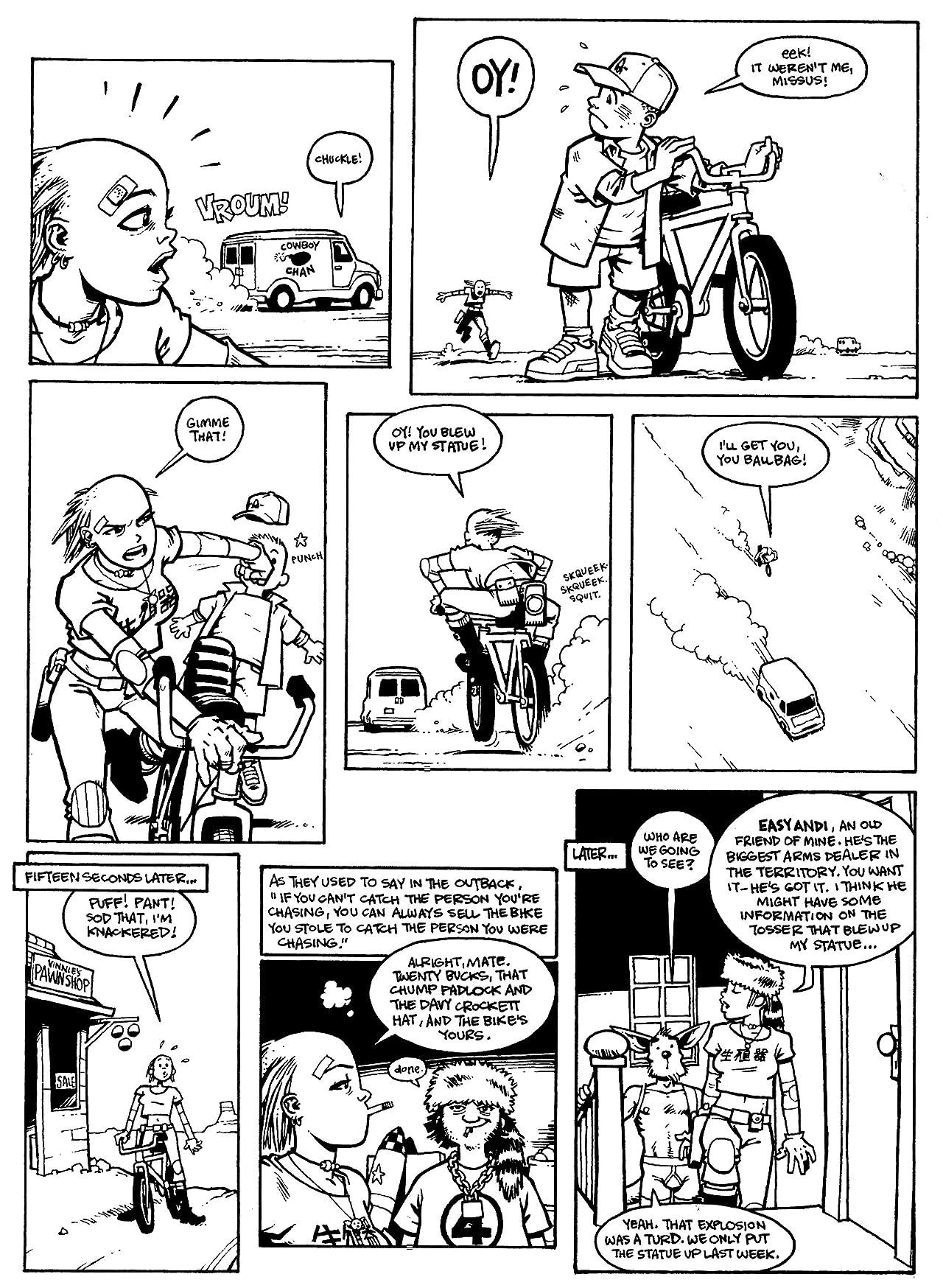 Tank Girl Classic #14