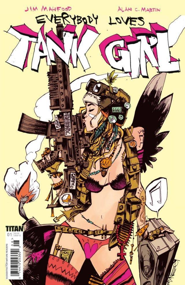Everybody Loves Tank Girl #1