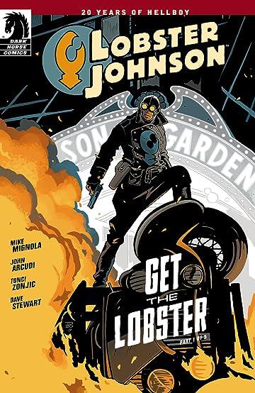 Lobster Johnson: Get the Lobster #1