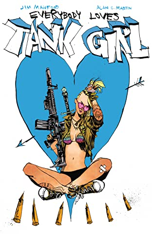 Everybody Loves Tank Girl No.2 (sur 3)