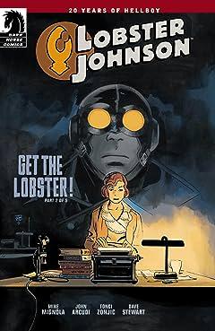 Lobster Johnson: Get the Lobster #2