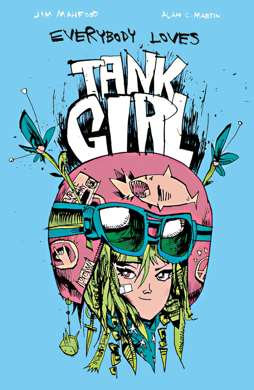 Everybody Loves Tank Girl #3 (of 3)