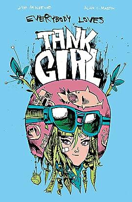 Everybody Loves Tank Girl #3 (of 3)