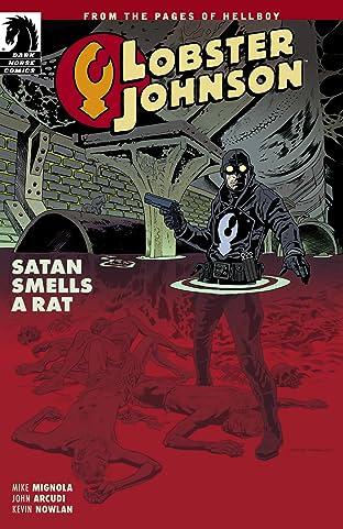 Lobster Johnson: Satan Smells A Rat #3
