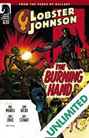 Lobster Johnson: The Burning Hand #5