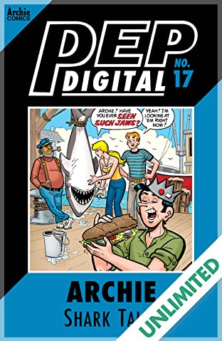 PEP Digital #17: Archie Shark Tales