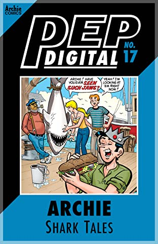 PEP Digital No.17: Archie Shark Tales