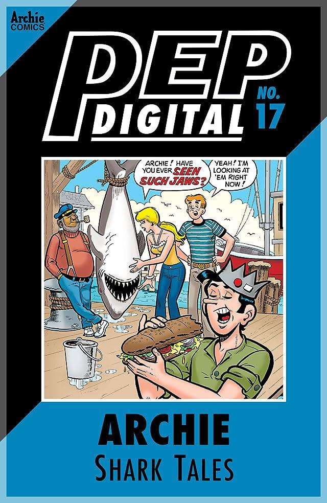 PEP Digital #17: Archie Shark Tales
