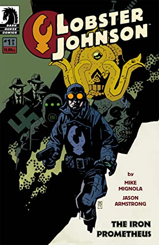 Lobster Johnson: The Iron Prometheus No.1