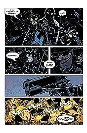Lobster Johnson: The Iron Prometheus #2