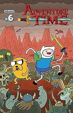 Adventure Time No.6