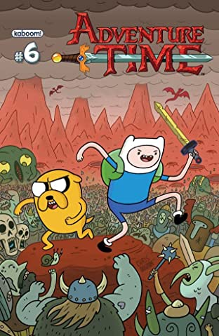 Adventure Time No.6