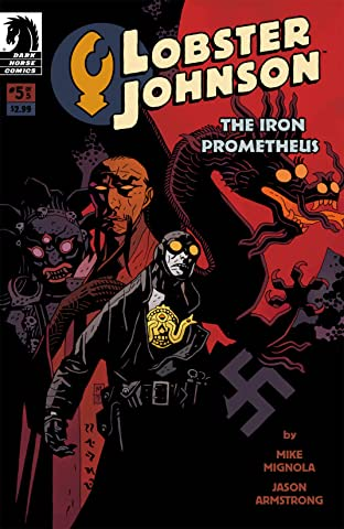 Lobster Johnson: The Iron Prometheus #5