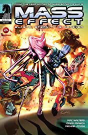 Mass Effect: Blasto: Eternity is Forever #0