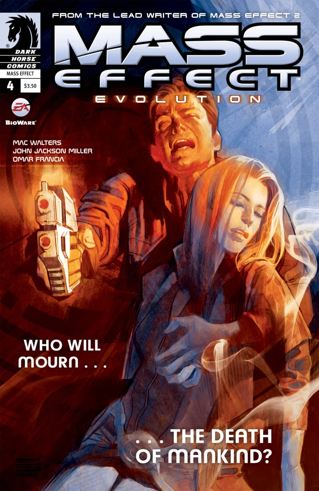 Mass Effect: Evolution #4