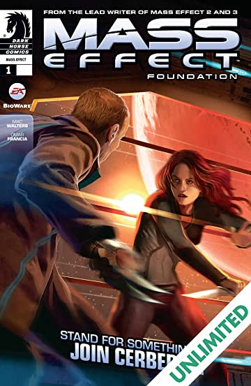 Mass Effect: Foundation #1