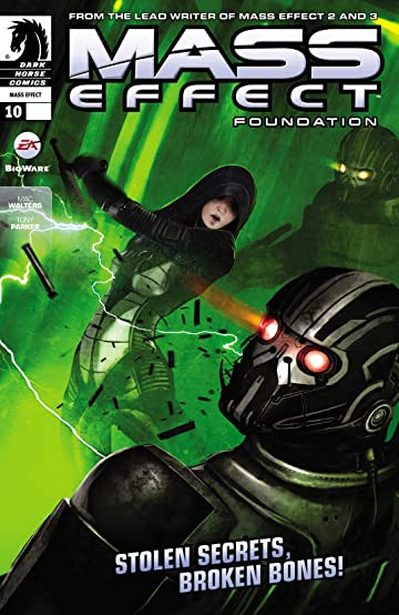 Mass Effect: Foundation #10