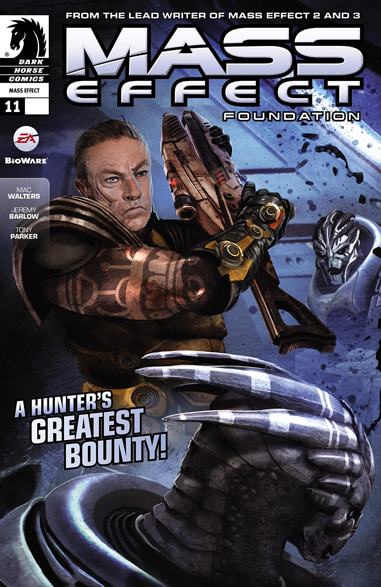 Mass Effect: Foundation #11