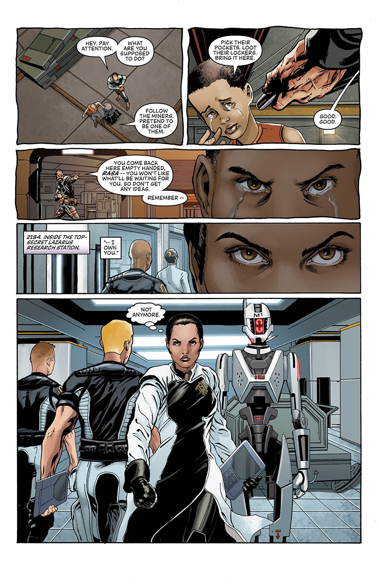 Mass Effect: Foundation #13