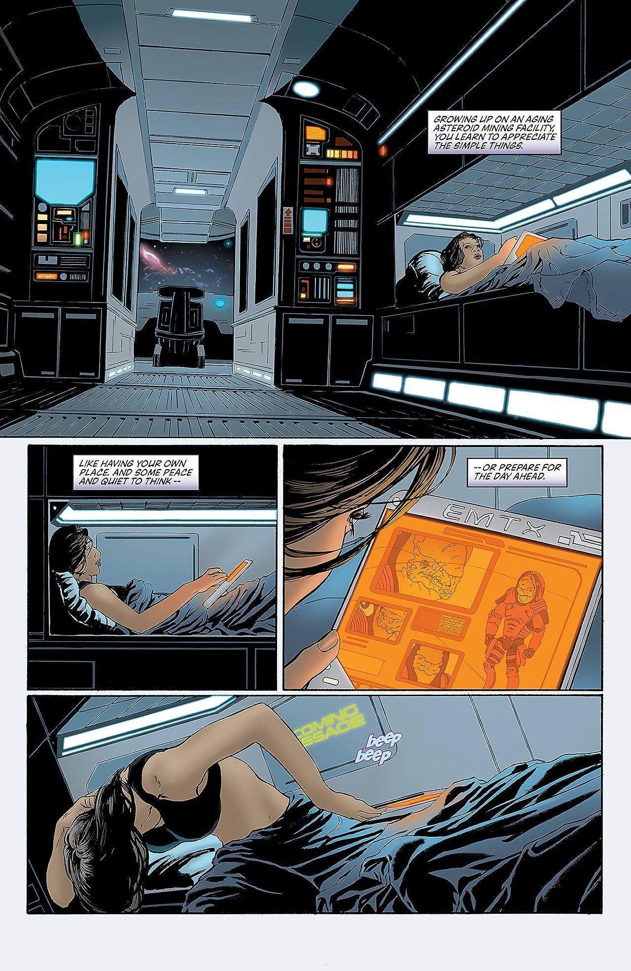 Mass Effect: Foundation #2