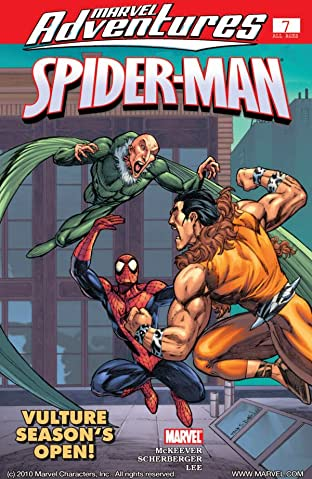 Marvel Adventures Spider-Man (2005-2010) No.7