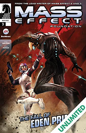 Mass Effect: Foundation #3