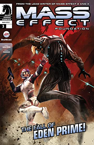 Mass Effect: Foundation #3