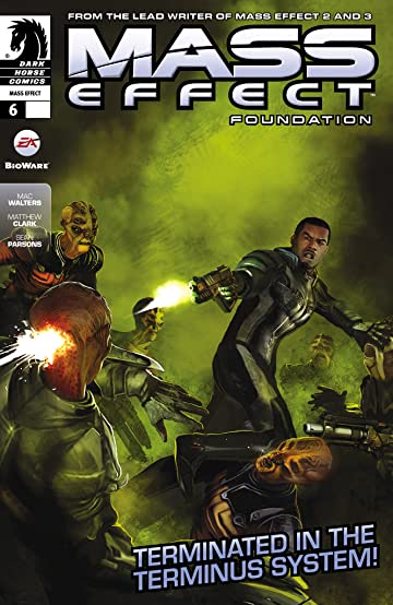 Mass Effect: Foundation #6
