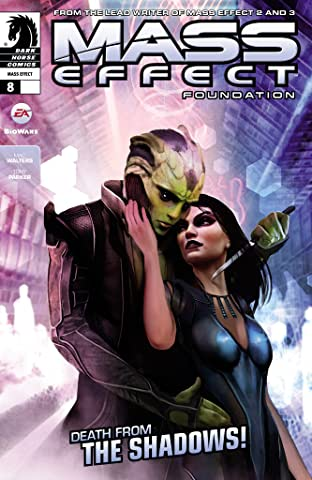 Mass Effect: Foundation #8