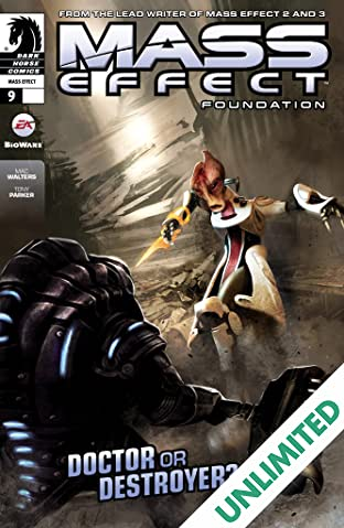 Mass Effect: Foundation #9