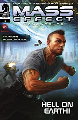 Mass Effect: Homeworlds #1