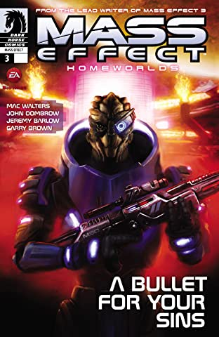 Mass Effect: Homeworlds #3