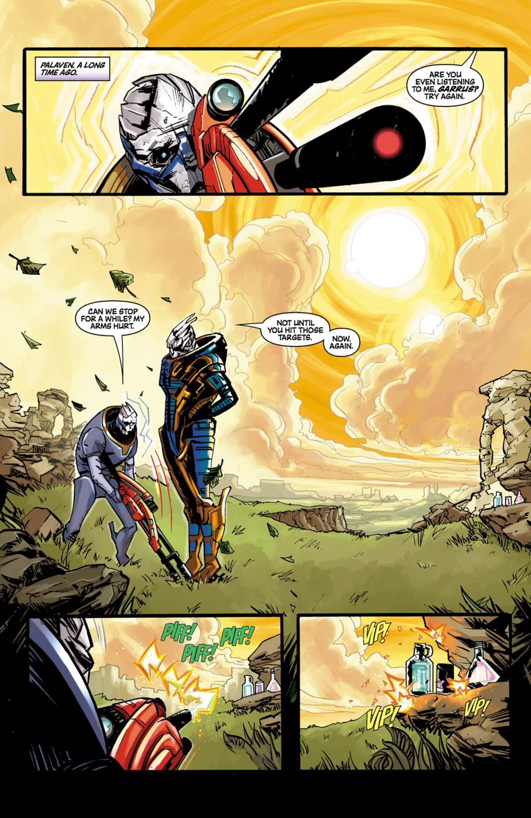 Mass Effect: Homeworlds #3
