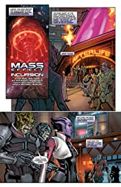 Mass Effect: Incursion/Inquisition #1