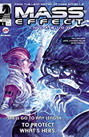 Mass Effect: Invasion #1
