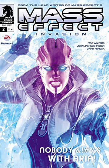 Mass Effect: Invasion #2