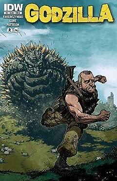 Godzilla (2011-2013) No.3