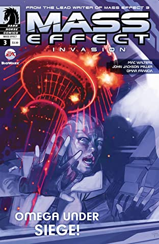 Mass Effect: Invasion #3