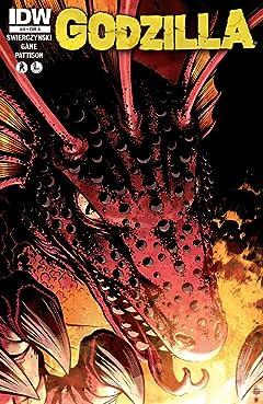 Godzilla (2011-2013) No.4