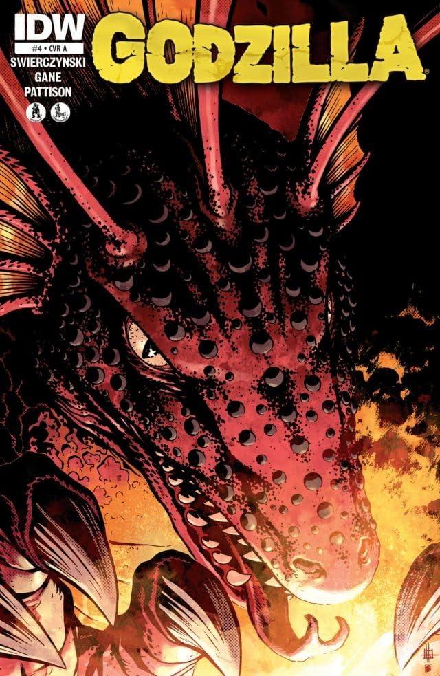 Godzilla (2011-2013) #4