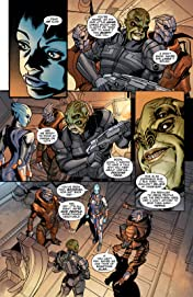 Mass Effect: Redemption #1