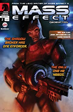 Mass Effect: Redemption No.2