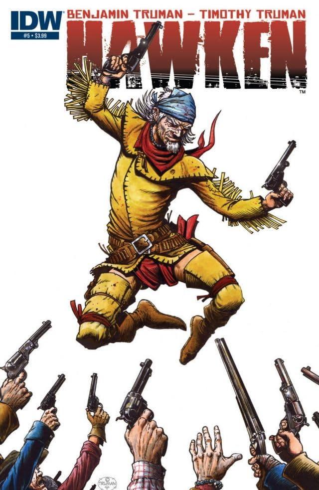 Hawken #5 (of 6)