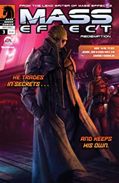 Mass Effect: Redemption #3