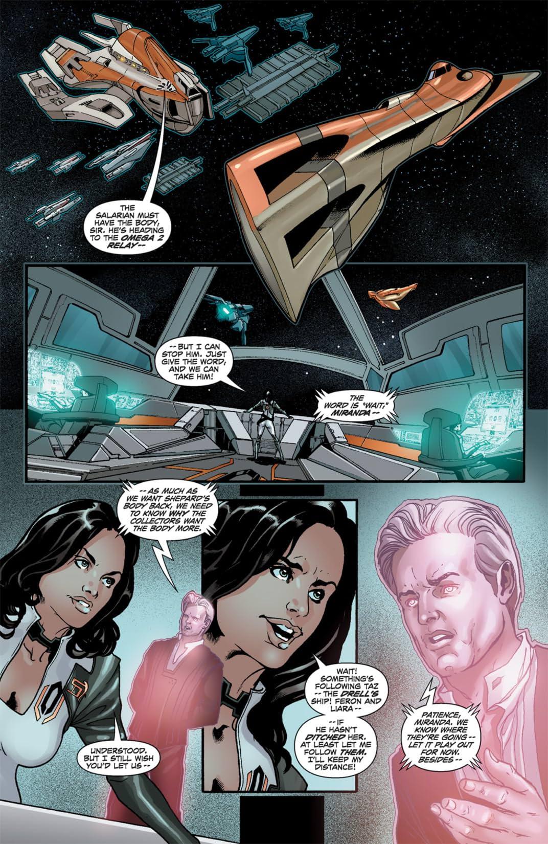 Mass Effect: Redemption #3