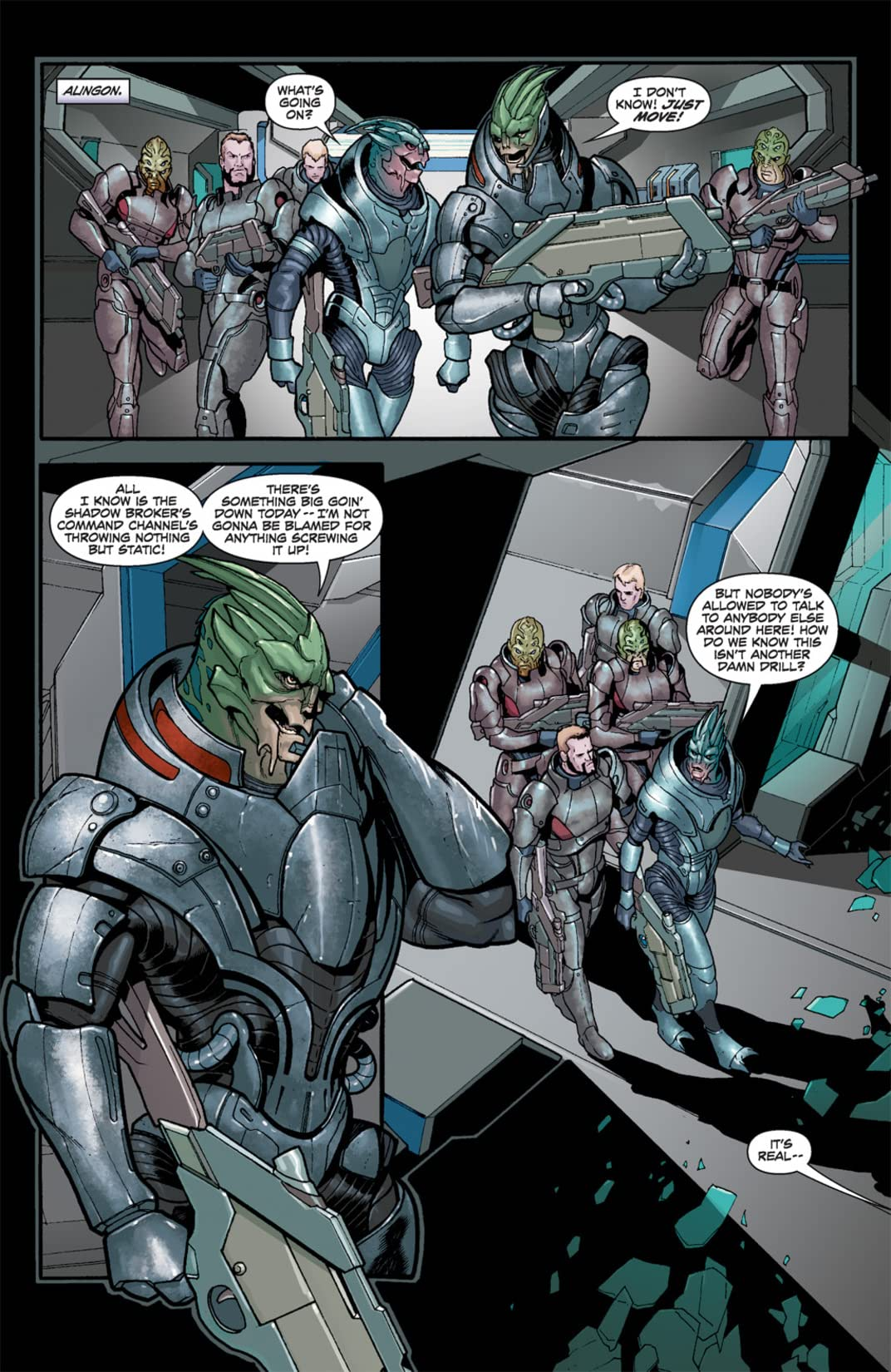 Mass Effect: Redemption #4